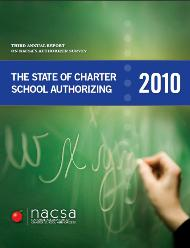 NACSA State of Charter School Authorizing cover image