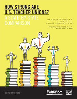How Strong Are U.S. Teacher Unions