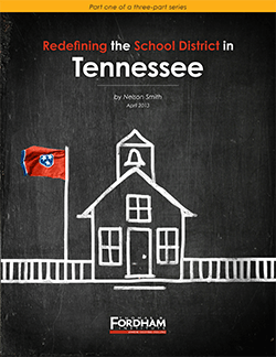 Redefining the School District in Tennessee
