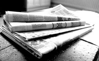 Newspapers B&W (4)