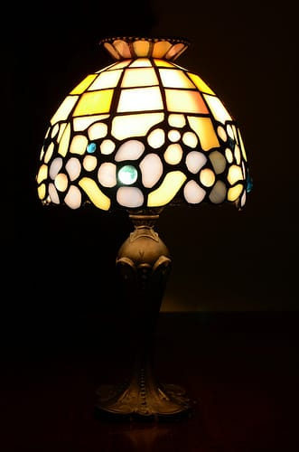 Party Lite Lamp