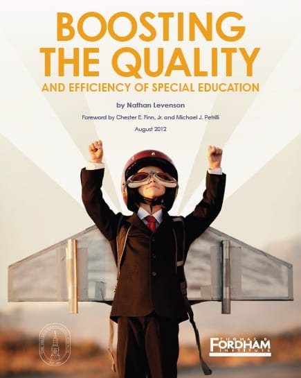 Boosting the Quality and Efficiency of Special Education