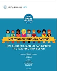 How Blended Learning Can Improve the Teaching Profession