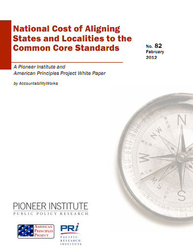 National Cost of Aligning States and Localities to the ...