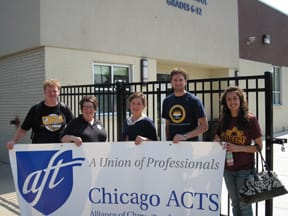 Chicago Mathematics and Science Academy teachers
