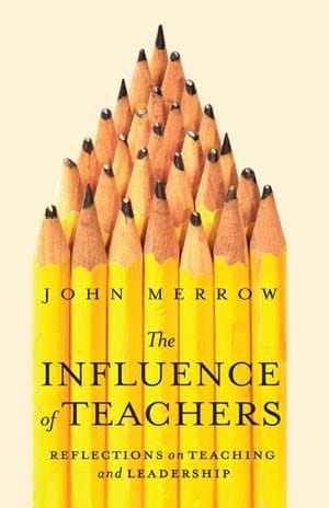 Influence of Teachers cover