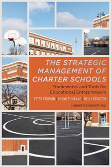 The Strategic Management of Charter Schools cover