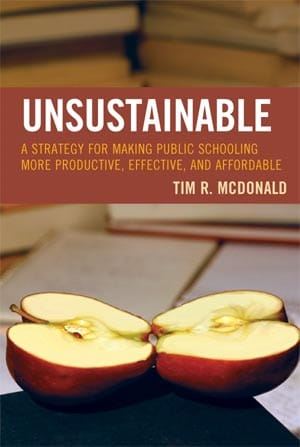 Unsustainable cover image