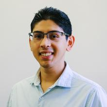 Pedro Enamorado, research intern at the Thomas B. Fordham Institute.