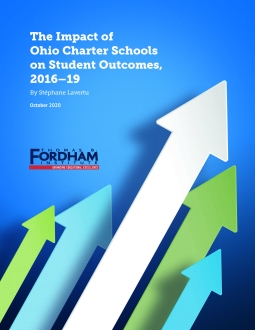 Impact of Ohio Charter Schools on Student Outcomes cover