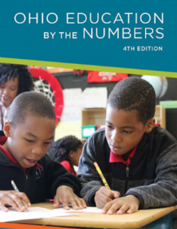 Ohio Education By the Numbers 2020 cover