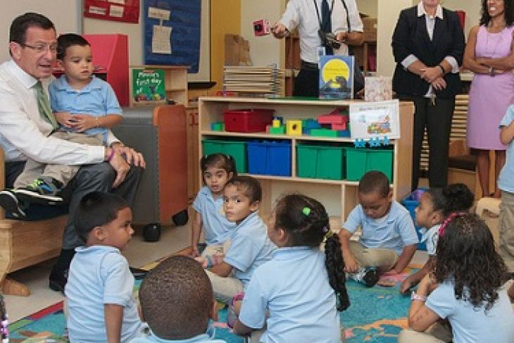 Why should charter schools offer pre-K?   The Thomas B