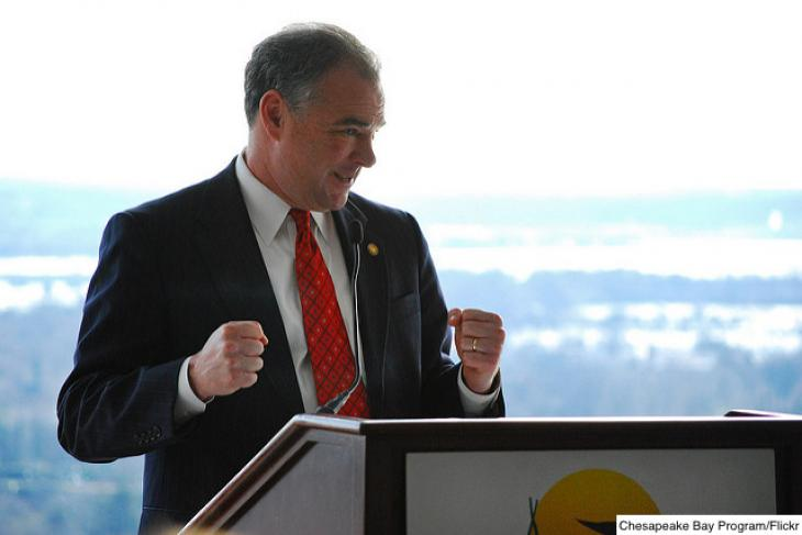 Education Issues At Stake As Senate >> Tim Kaine Quotes About Education The Thomas B Fordham