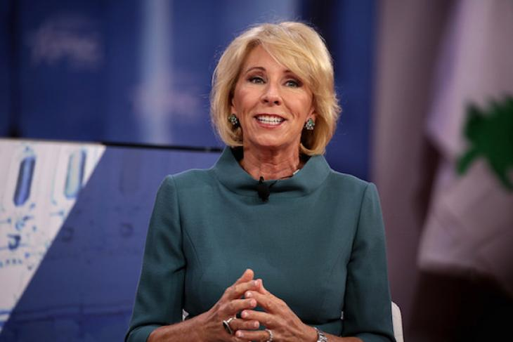 A Commentary By Betsy Devos Tolerating >> How Betsy Devos Should Have Answered 60 Minutes S Questions On